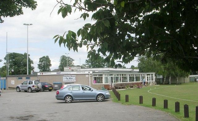 Guiseley Cricket Pavilion - Otley Road