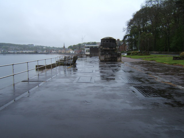 Site of outdoor swimming pool