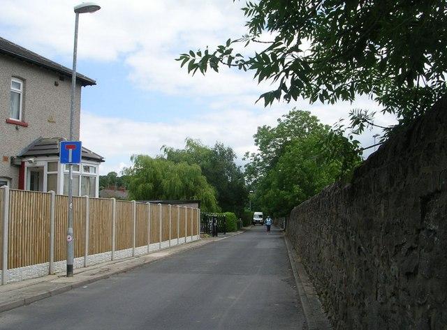 Ings Crescent - Ings Lane