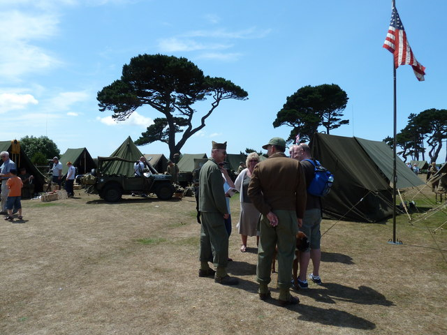 "The New Forest Remembers ""D-Day"" (14)"