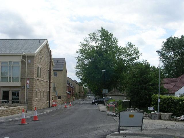 Back Lane - Otley Road