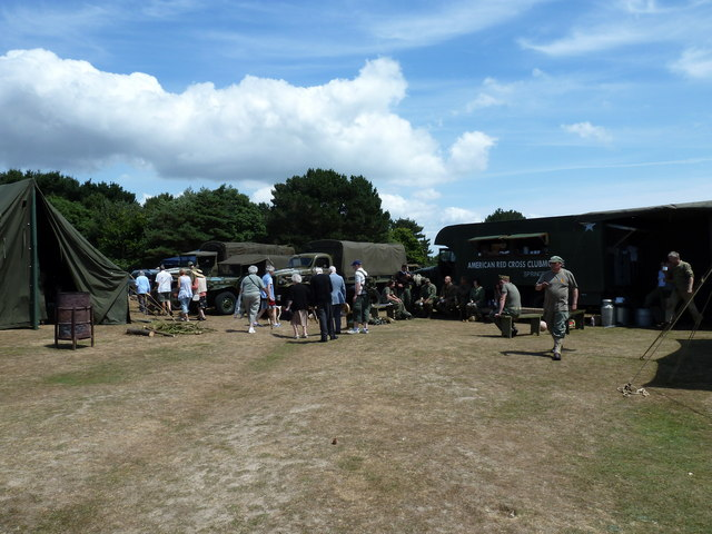 "The New Forest Remembers ""D-Day"" (15)"