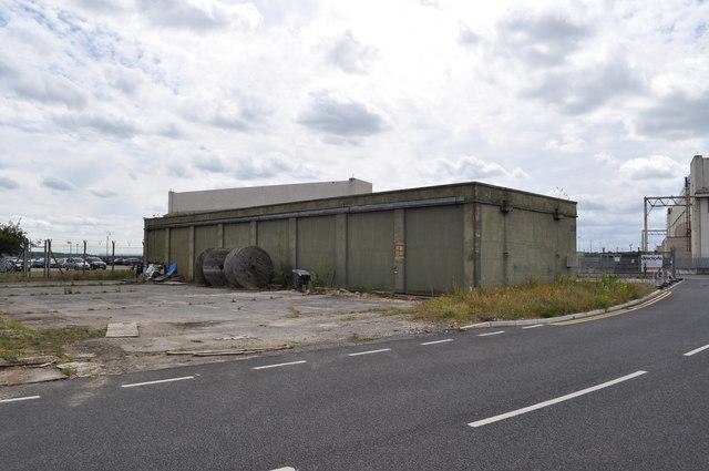 Building on former RAF Finningley