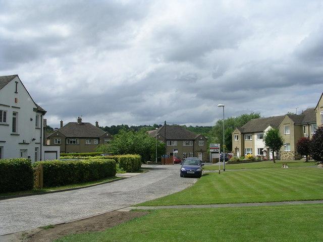 Tranfield Close - Back Lane