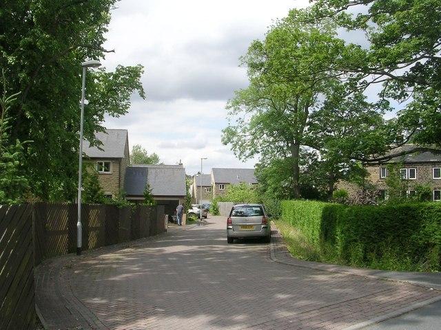 Tranfield Gardens - Back Lane