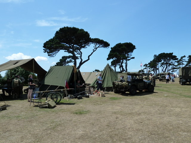 "The New Forest Remembers ""D-Day"" (17)"