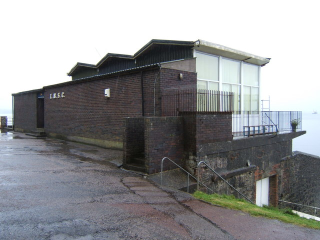 HQ of the Isle of Bute Sailing Club