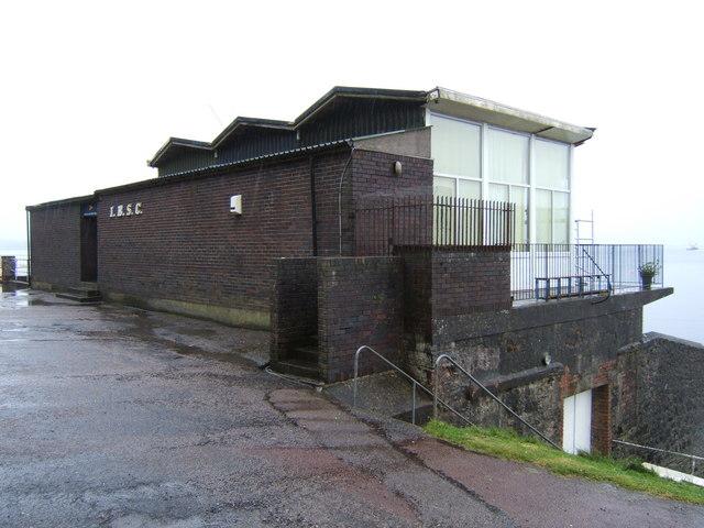 HQ of the Isle of Bute Sailing Club