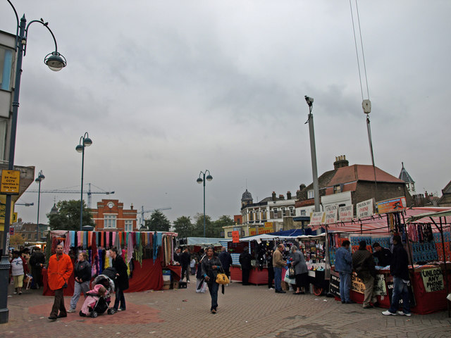 Woolwich Market, Beresford Square