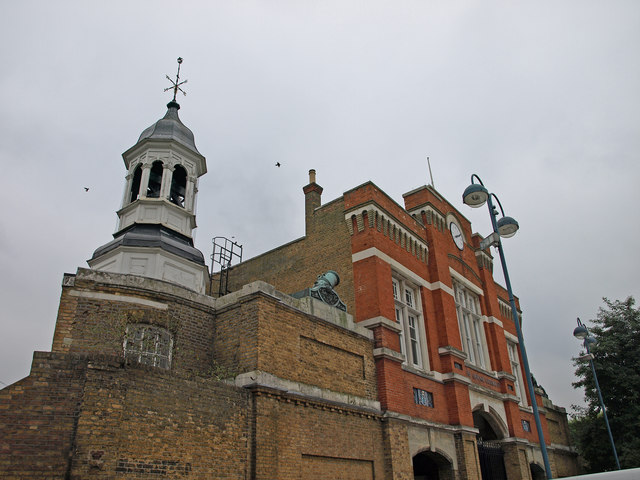 Royal Arsenal Gatehouse, Woolwich