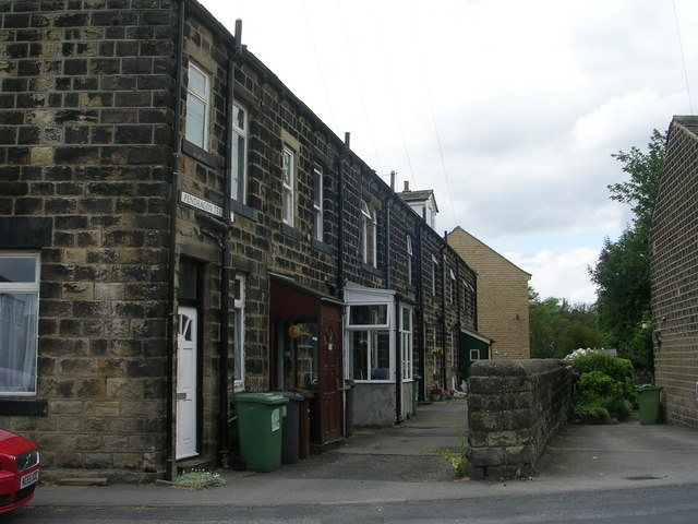 Pendragon Terrace - Back Lane