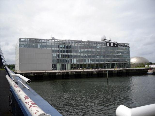 BBC Scotland, Glasgow
