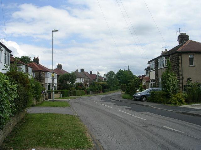 Renton Avenue - Back Lane