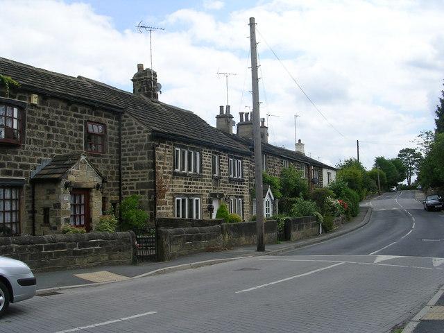 Houses - Back Lane