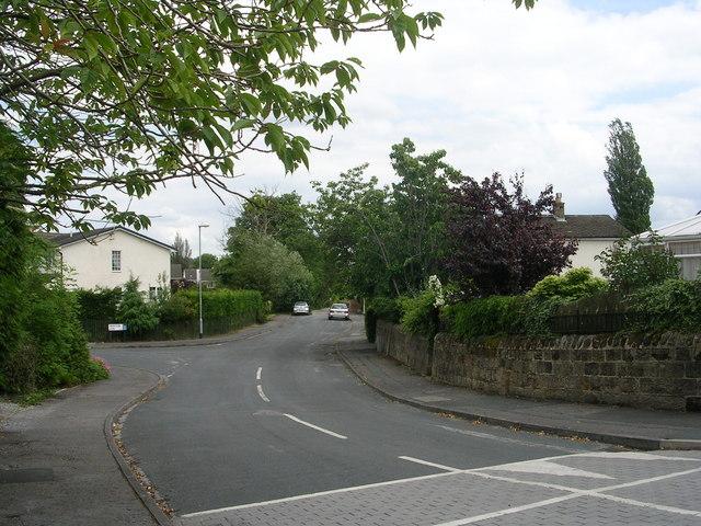 Cavendish Grove - Back Lane
