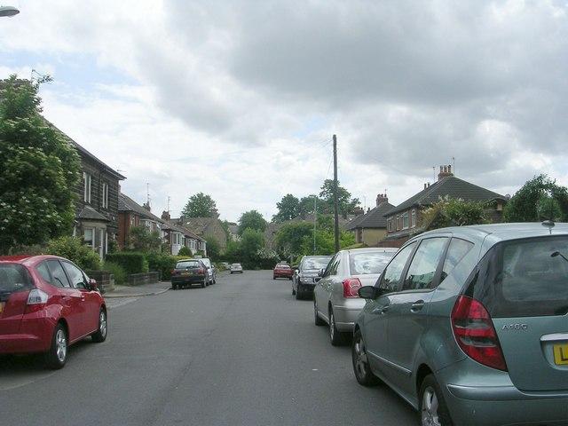 Cavendish Drive - Cavendish Road