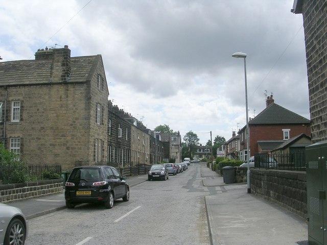 Carrington Terrace - Cavendish Road