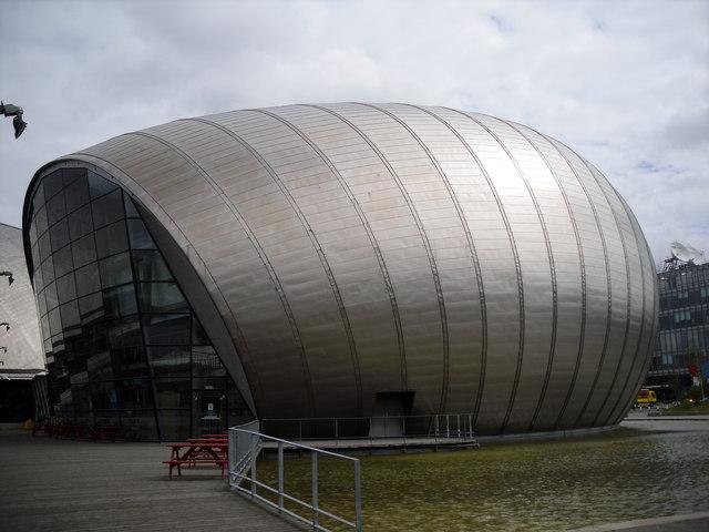 The Imax Glasgow