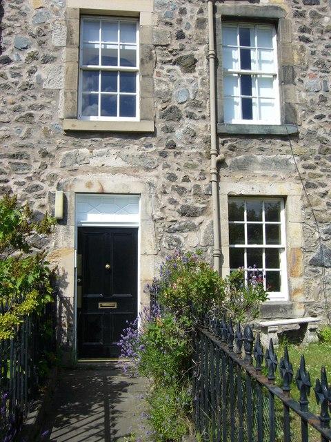House on Calton Hill