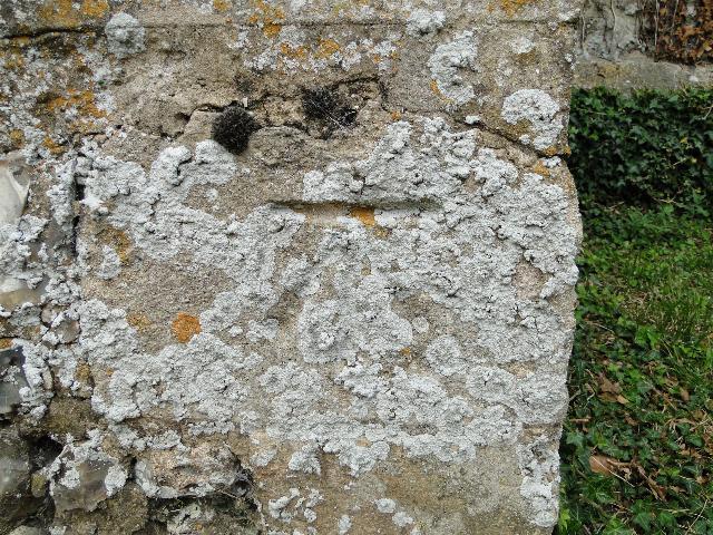 Bench Mark at Docking St Mary's Church
