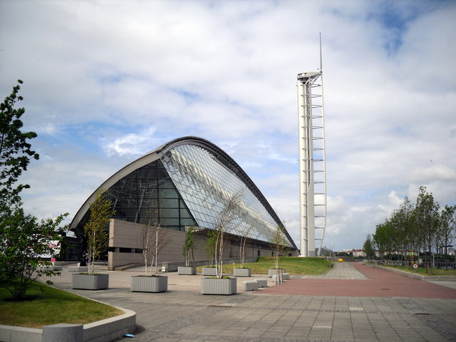 Glasgow Science Centre and The Glasgow Tower