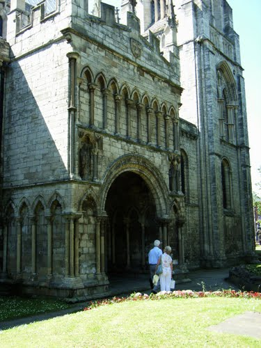 Selby Minster (North door)