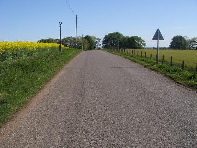 Road to Denhead