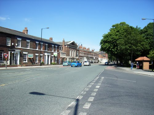 Park Road,  Selby