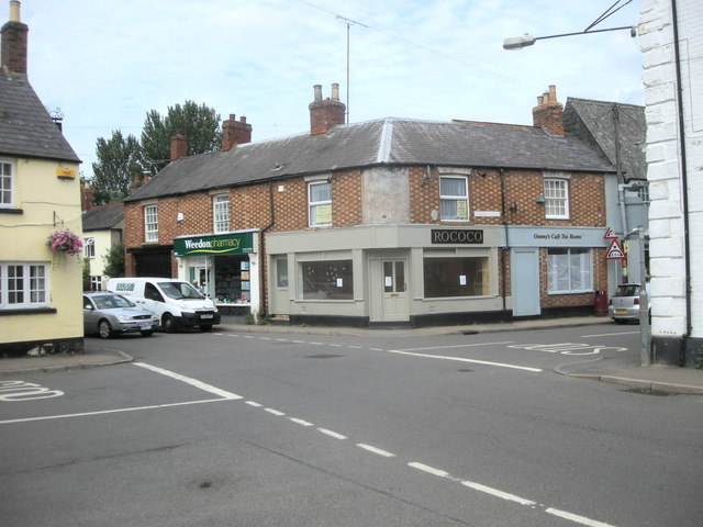 Weedon Village