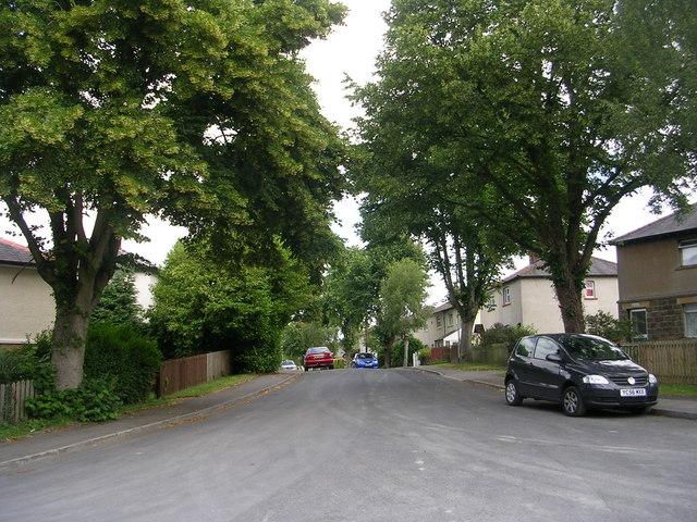 Hawkhill Avenue - Coach Road