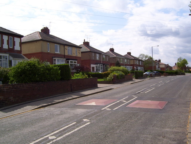 Scrooby Street
