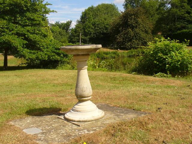 Hascombe Sundial