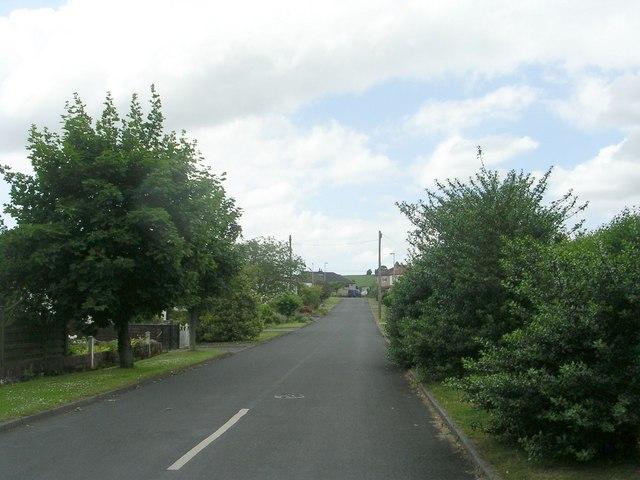 Hawkstone Avenue - Old Hollings Hill