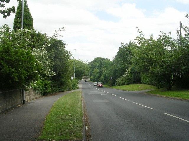 Park Road - Bradford Road
