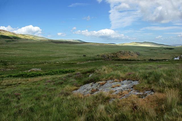 A high plain