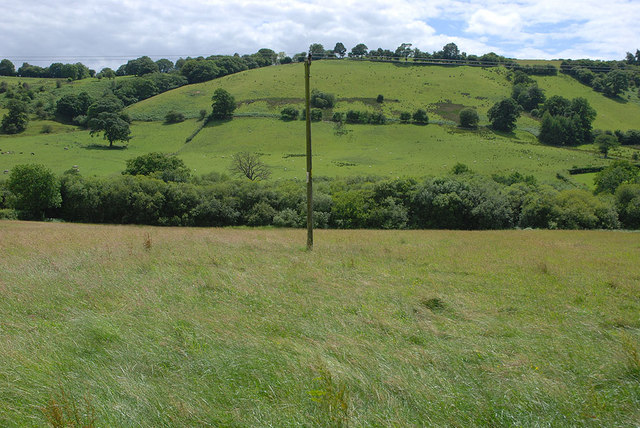 Field by School House