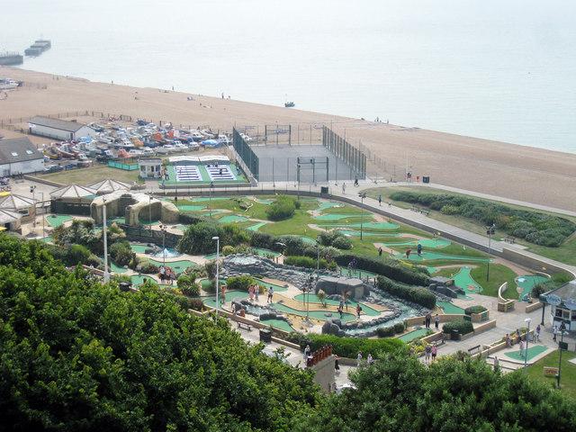 Miniature Golf Courses