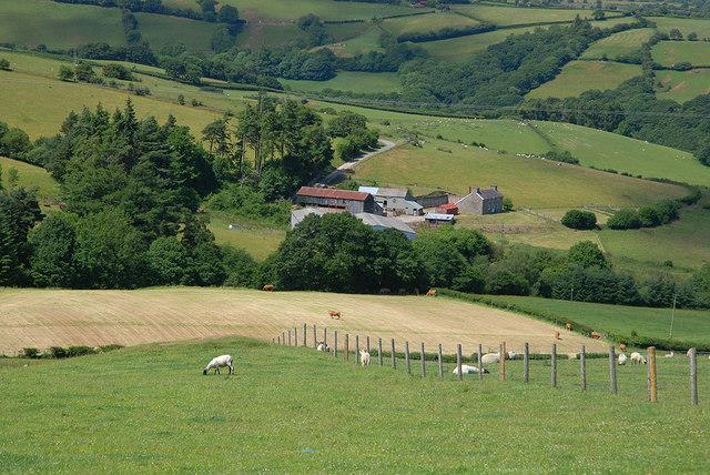 Fairdre Fawr farm