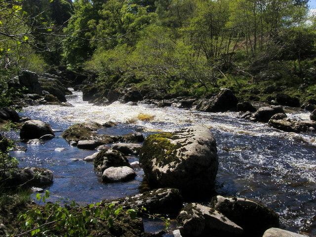 River North Esk