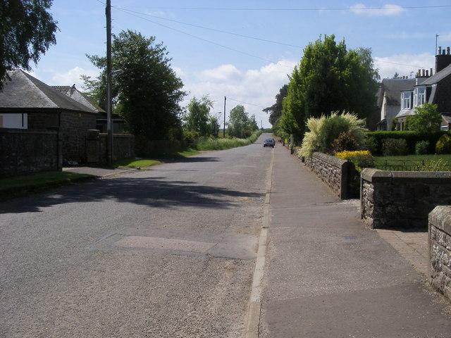 Dunlappie Road