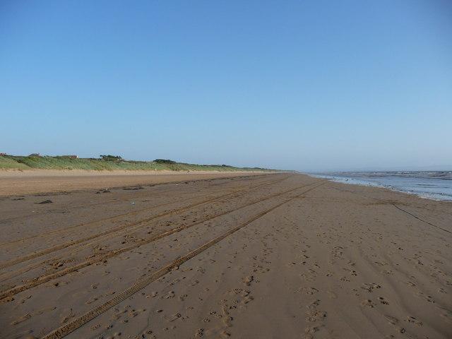 Brean : Brean Beach