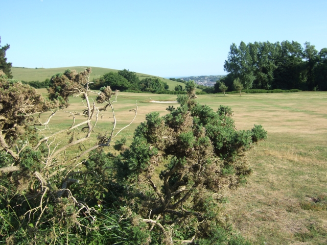 The Isle of Purbeck Golf Club on Dean Hill