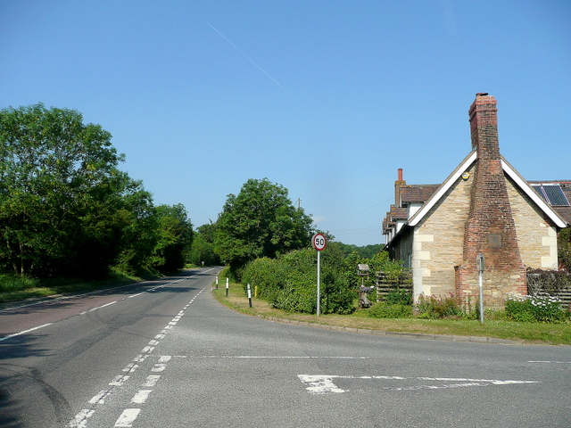 Two Mile Lane and the A40