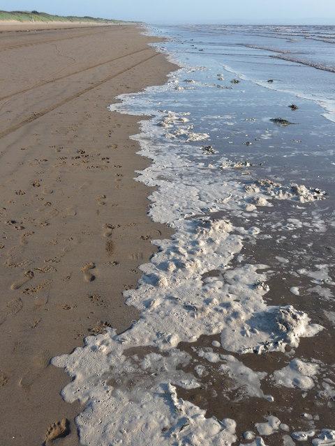 Brean : Brean Beach & Coastline