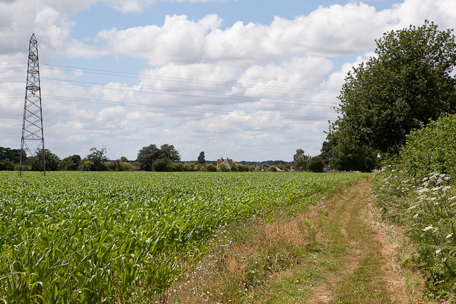 Footpath from Highwood Lane to Halterworth