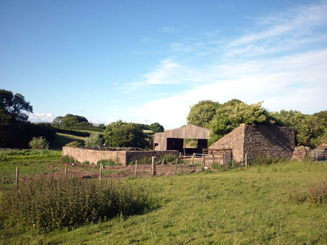 Scale House Barn