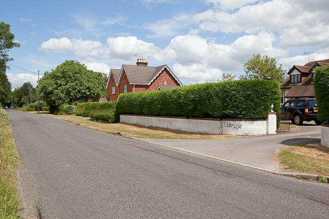 Houses on Highwood Lane