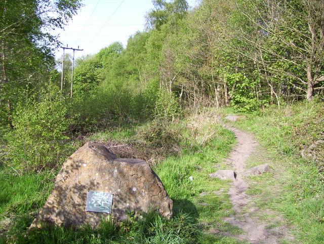 Mesolithic site at Deepcar