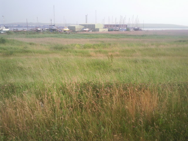 Erith Saltings and Erith Yacht Club
