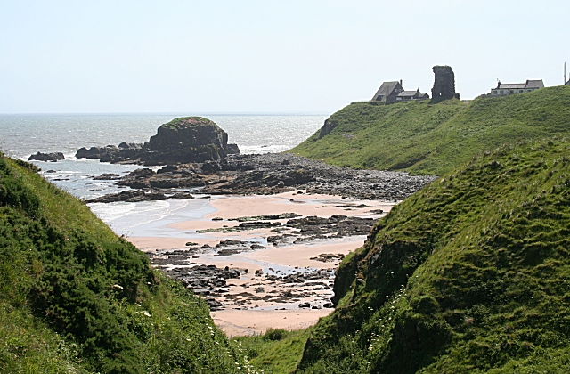 Old Slains and Broad Haven